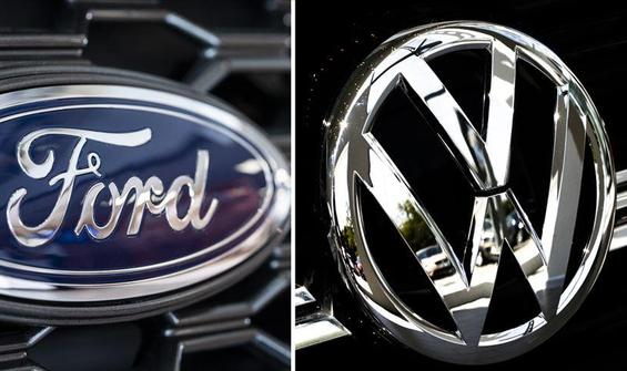 Ford ve Volkswagen kararını verdi