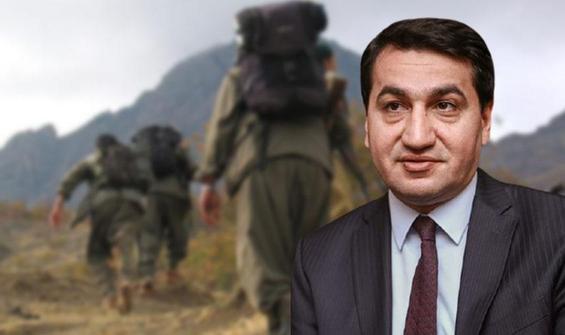 İşgalci Ermenistan PKK'lı teröristleri böyle kullanıyor!