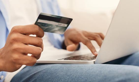 Kredi kartlı ödemeler eylül'de sert yükseldi