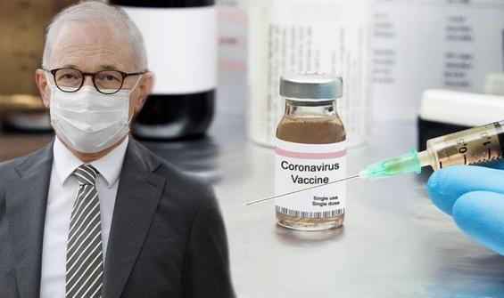 Türk profesörün koronavirüs aşısı 550 gönüllüye uygulanacak