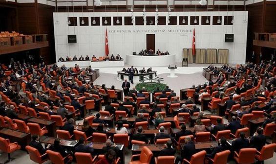 11 HDP'li vekilin fezlekeleri Meclis'te