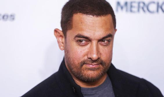 Aamir Khan'ın film çekimleri ertelendi