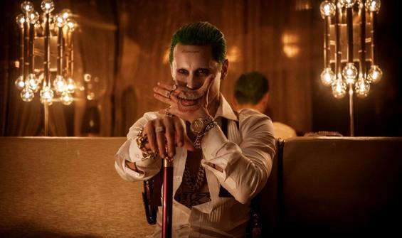 Jared Leto yeniden Joker