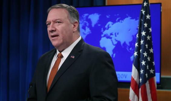 Pompeo duyurdu! İran ve Hizbullah yetkilisini yaptırım
