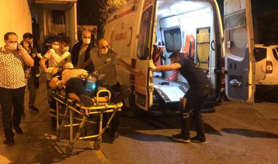 Beyoğlu'nda pazarcıya silahlı saldırı