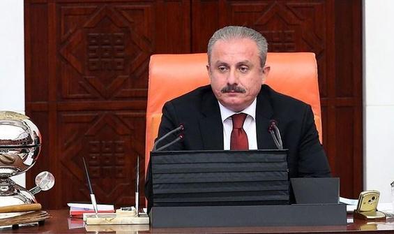 Şentop'tan Enis Berberoğlu açıklaması