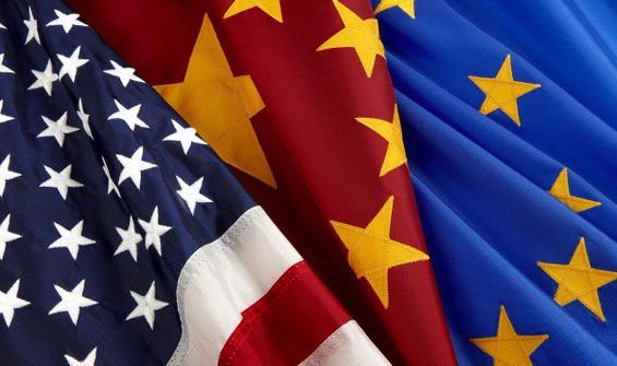 ABD ve AB, Çin'e karşı ortak masa kuruyor! İlk adım atıldı