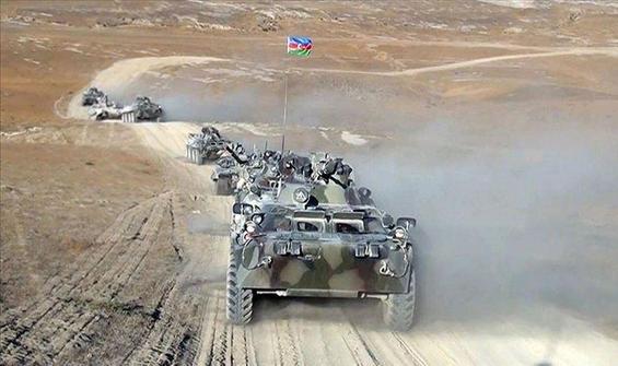 Ateşkesi ihlal eden Ermenistan'a ağır darbe