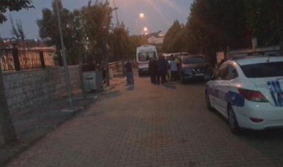 İran uyruklu kadın sokak ortasında öldürüldü