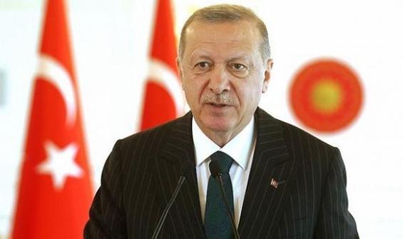 Cumhurbaşkanı Erdoğan'dan 'BM' mesajı