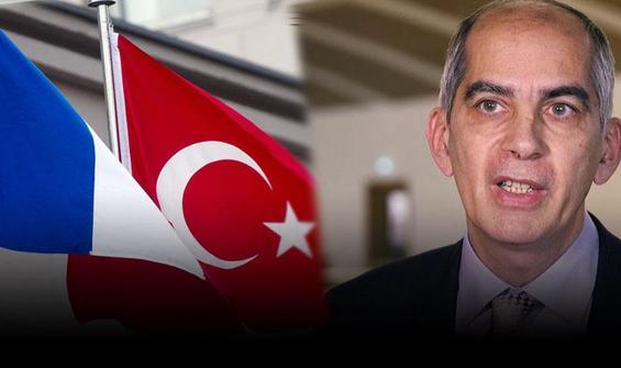 Fransa, Türkiye'deki Büyükelçisini ülkeye çağırdı