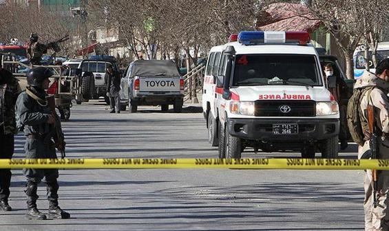 Kabil'deki intihar saldırısında ölü sayısı 18'e yükseldi