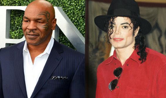 Mıke Tyson'dan Michael Jackson itirafı
