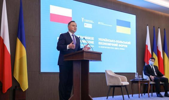 Polonya Cumhurbaşkanı koronavirüse yakalandı