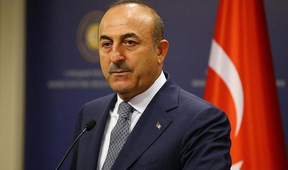 Bakan Çavuşoğlu'dan sert tepki