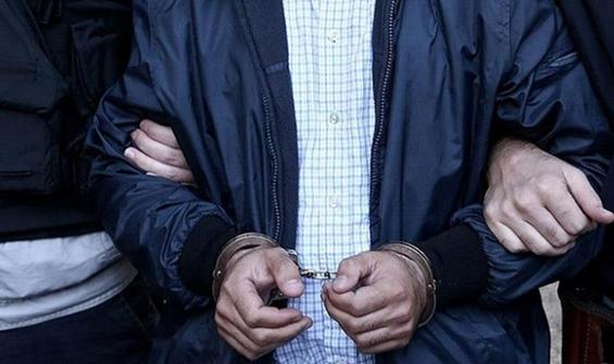 DEAŞ'ın sözde bayrağını açan kişi gözaltında