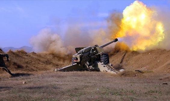 İşgalci Ermenistan savaş suçu işlemeye devam ediyor!