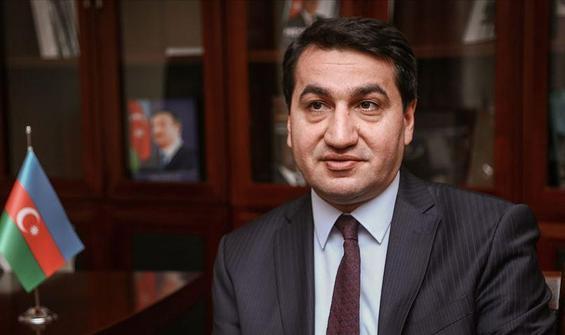 """""""Azerbaycan'a baskılar var"""""""