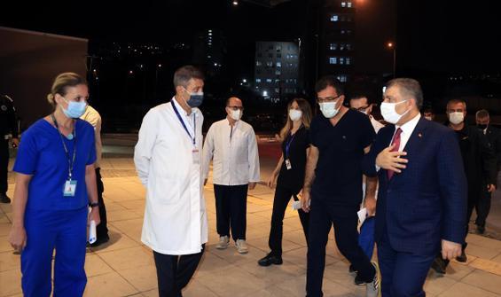 Vakaların arttığı İstanbul'da 4. toplantısını yaptı