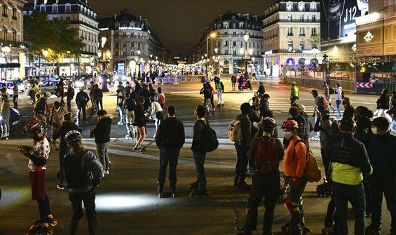 Fransa'da alarm: Günlük 100 bin vakanın eşiğindeyiz!