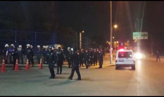 İntihar eden gencin yakınları polise saldırdı: 20 gözaltı