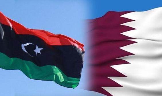 Katar ve Libya arasında imzalar atıldı