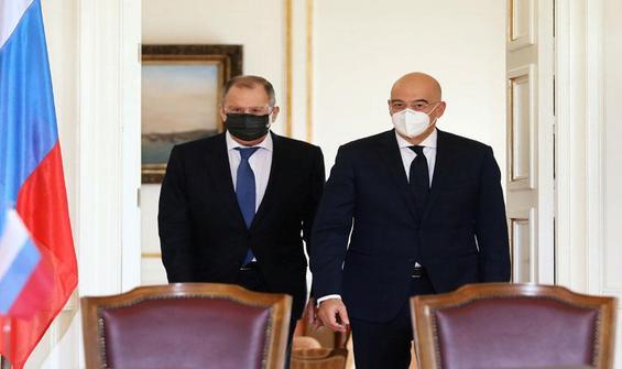 Atina'da kritik Türkiye açıklaması: Farklılıklarımız var!