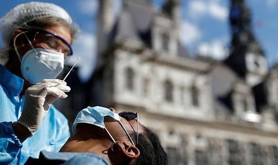Fransa'da son 6 ayın en yüksek ölü sayısı
