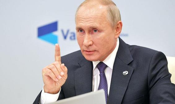 Putin 'hazırız' dedi, Rusya S-300'lerle tatbikat yaptı