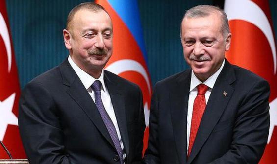 Aliyev'den Erdoğan'a mektup