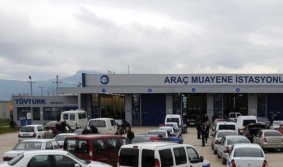 'Araç muayene ücretleri düşürülsün' talebi
