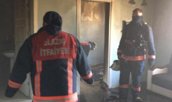 Kahreden haber! 8 aylık bebek yangında hayatını kaybetti