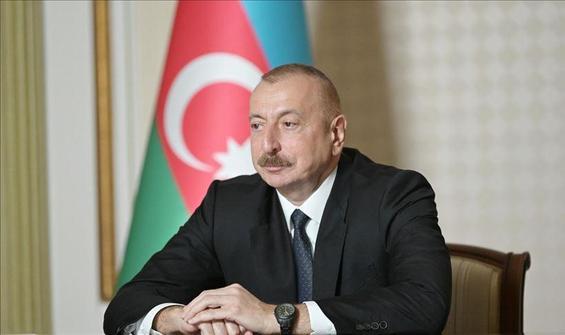 İlham Aliyev'den Karabağ açıklaması