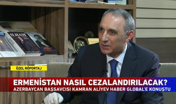 Azerbaycan Başsavcısı Kamran Aliyev ile özel röportaj