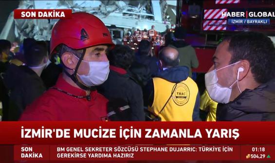 AKUT Başkanı Recep Şalcı'dan Haber Global'e açıklama