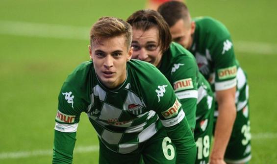 6 gollü maçın galibi Bursaspor