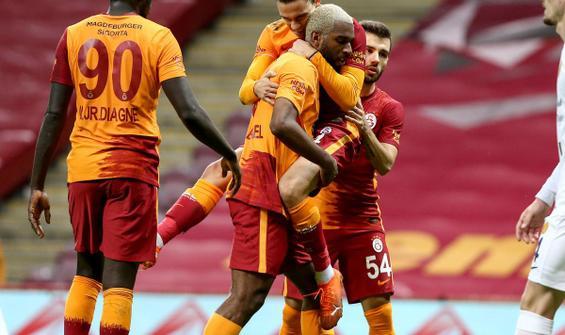 Galatasaray, Ankaragücü'nü tek golle geçti