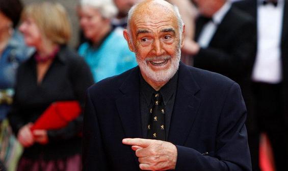 Dünyaca ünlü aktör Sean Connery hayatını kaybetti!