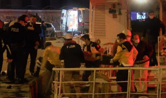 Sarıyer'de bir kişi denize atlayarak intihar etti