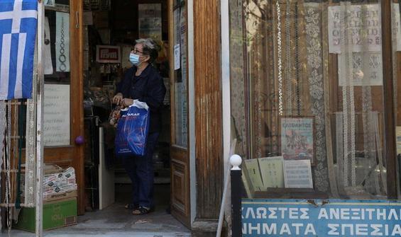 Yunanistan'da alarm: Sokağa çıkma yasağı başlıyor
