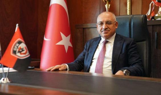 Gaziantep FK Başkanı, Beşiktaş maçından umutlu