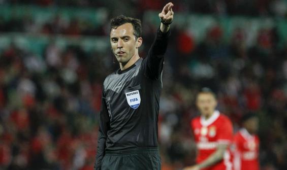 Sivasspor - Karabağ maçına Portekizli hakem