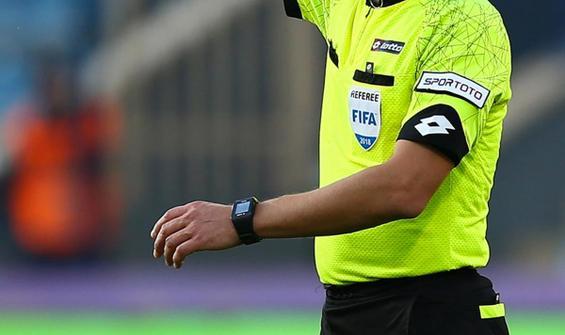 Fenerbahçe-Konyaspor maçının yeni hakemi açıklanı