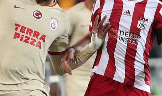 Galatasaray ile Sivasspor 29. kez karşı karşıya gelecek