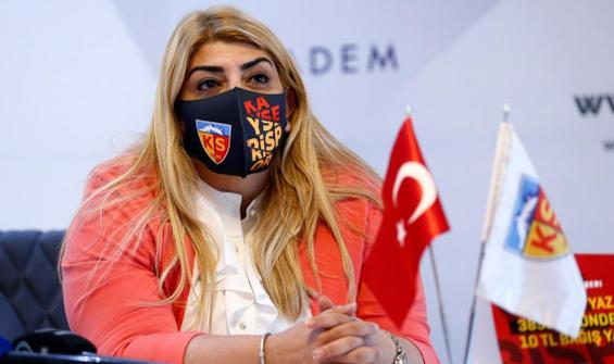 Kayserispor'dan yeni teknik direktör açıklaması