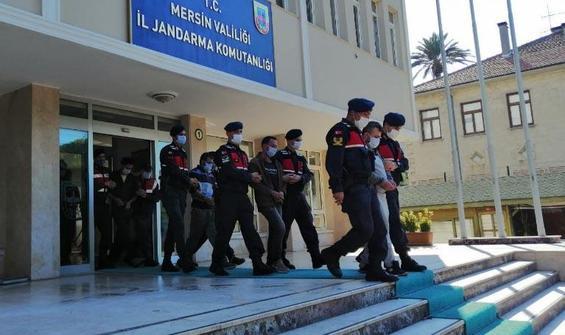 Eylem hazırlığındaki DEAŞ'lılara operasyon