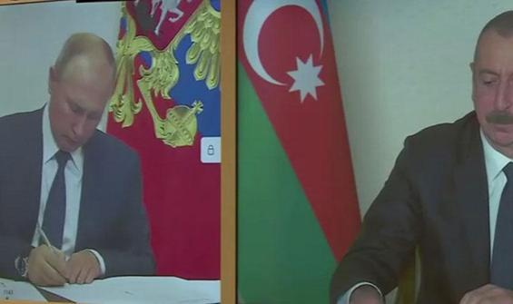 Tarihi an ve tarihi açıklama! Aliyev madde madde açıkladı