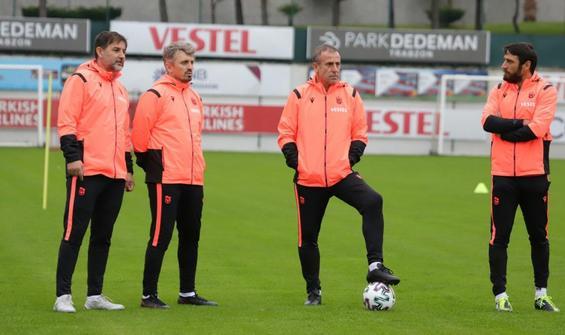 Avcı, Trabzonspor'da ilk antrenmanına çıktı