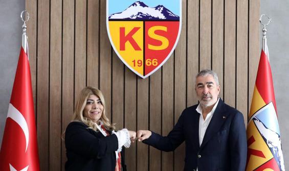 Kayserispor'da Samet Aybaba dönemi resmen başladı