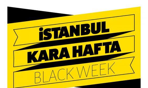Kara Hafta İstanbul Festivali geri sayım başladı